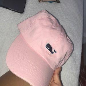 Pink Vineyard Vines Hat